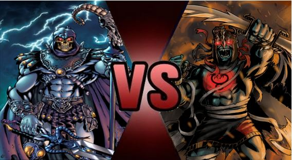 skeletor vs mumm ra - 568×311