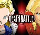 Android 18 VS Captain Marvel
