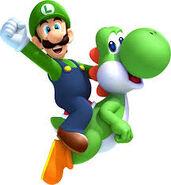 Luigi&Yoshi