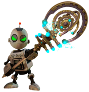 Clank(Crack in time)