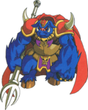 The Legend of Zelda - Ganon as he appears in Oracle of Ages and Oracle of Seasons