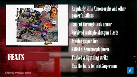 Predator Analysis 5-0