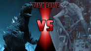 1.Godzilla vs Cloverfield Death Battle