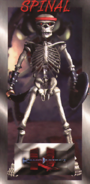 Killer Instinct - Spinal's Card