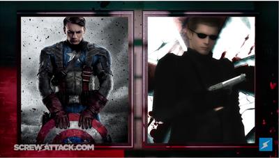 Cap Wesker Set
