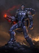 DC Comics - Cyborg
