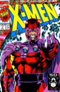 Marvel Comics - Magneto as he appears on the X-Men Front Page Cover
