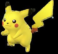 Pikachu(clear)