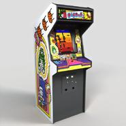 Dig Dug - Dig Dug Arcade Cabinet Machine
