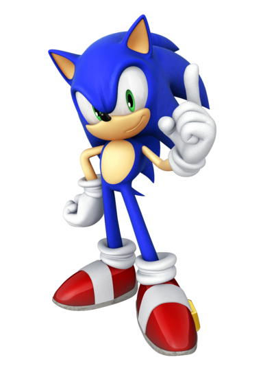 Sonic, the hedgehog