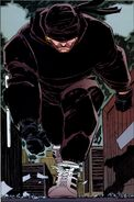 Matthew Murdock (Earth-616) makeshift costume from Daredevil The Man Without Fear Vol 1 5