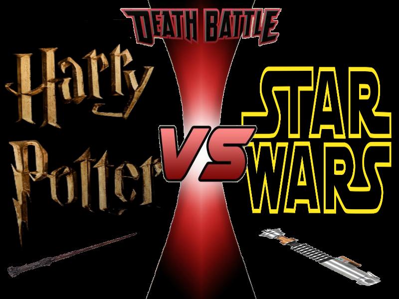 Harry Potter-Verse VS Star Wars-Verse | Death Battle Fanon Wiki ...