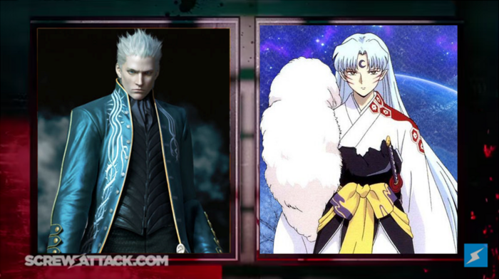 Vergil vs Sesshomaru SET