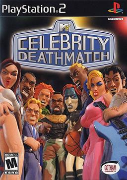 MTV Celebrity Deathmatch (Europe) (En,Fr,De,Es,It) ISO ...
