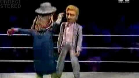 Boy george vs don johnson - celebrity deathmatch