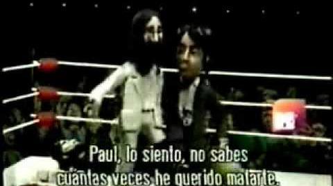 The Beatles - Celebrity Deathmatch (Subtitulos en Español)