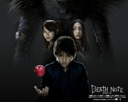 Death Note 2006 wallpaper