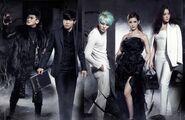 Musical Korean cast