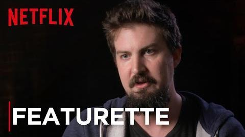Netflix Death Note Featurette