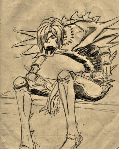 File:Shinigami Rem in sepia.jpeg