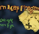 Torn Map Fragment