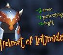 Helmet of Intimidation