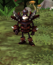 Terrible Intent Armor set