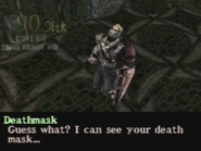 Deception iii DeathmaskDEATH