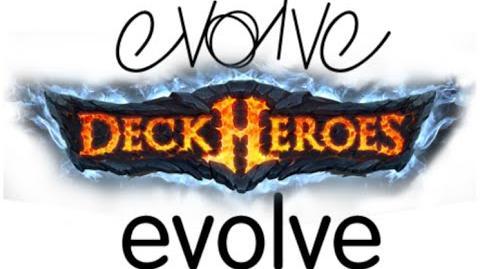 DECK HEROES Evolving Creatures & Using Meld-1