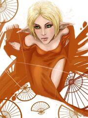 Blonde by voronkova