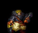 Black Bos'n - Captain Zuro - Roarin' Zurobara