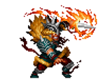 Loki of Vultures Sprite