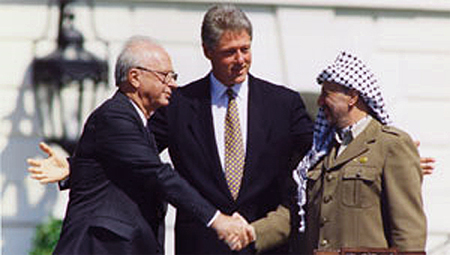 Rabin at peace talks.jpg