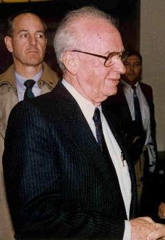 Yitzak Rabin PD