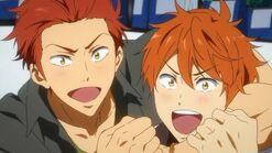 Mikoshiba brothers