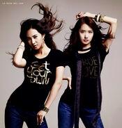 Yuri x Yoona
