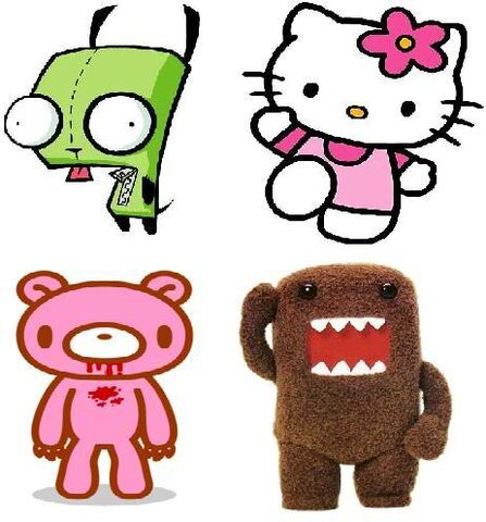 File:GIR HELLOKITTY GLOMMY BEAR AND DOMO!!!!!!!.jpg
