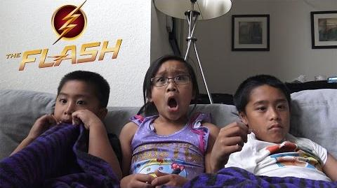 The Flash 3x22 Emotional Reaction to 'Infantino Street'
