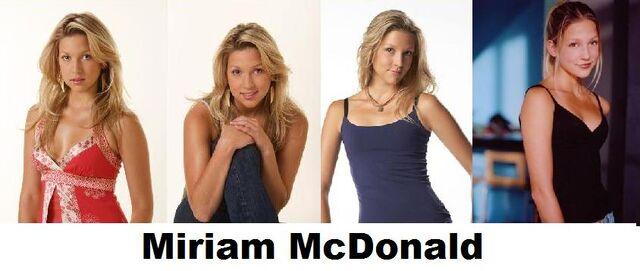 File:Miriam McDonald banner.jpg