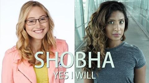 "SHOBHA - ""YES I WILL"" (ORIGINAL DEMO for Degrassi Next Class) - LYRIC VIDEO"