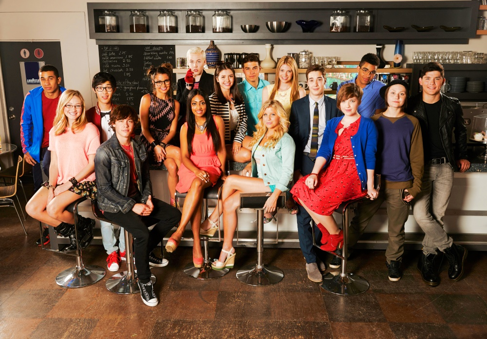 dating games for girls high school 2013 cast
