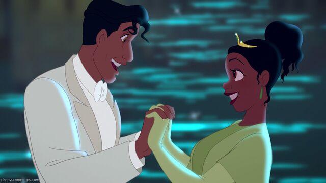 File:Tiana-Naveen-(The Princess and the Frog).jpg
