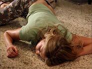 Emma fainted