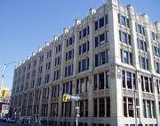 CHUM building