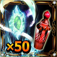 File:Battle Elixir & Magic Stone Pack x50 Icon.png