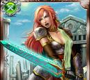 Lone Woman Warrior Senia