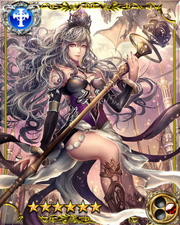 Saint Goddess Hera SSR