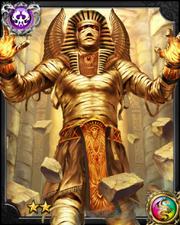 Mummy Sorcerer NN