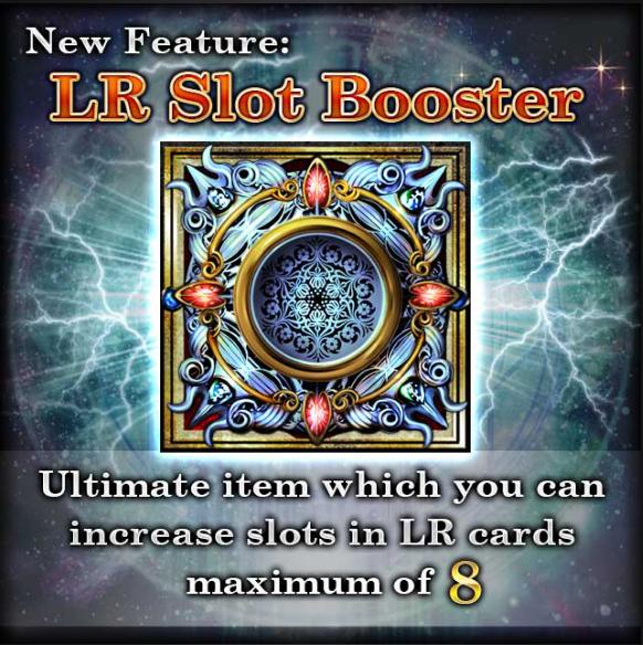 Fallen Eden - LR Slot Booster