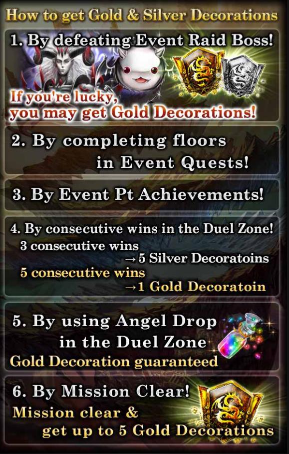 Fallen Eden - How to obtain Decoration
